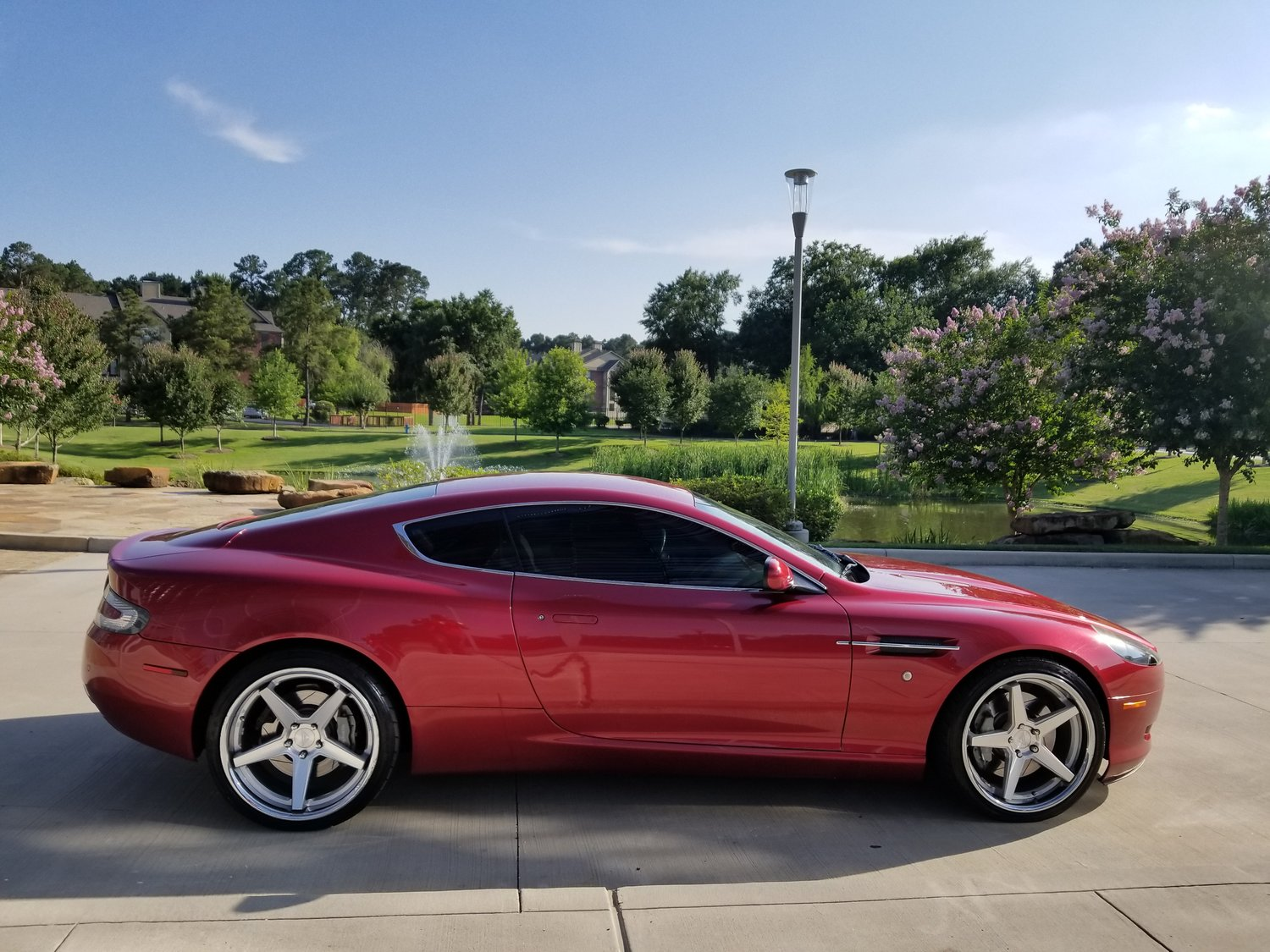 Rent A Aston Martin Db9 In Houston Exotic Car Rental Houston The Woodlands