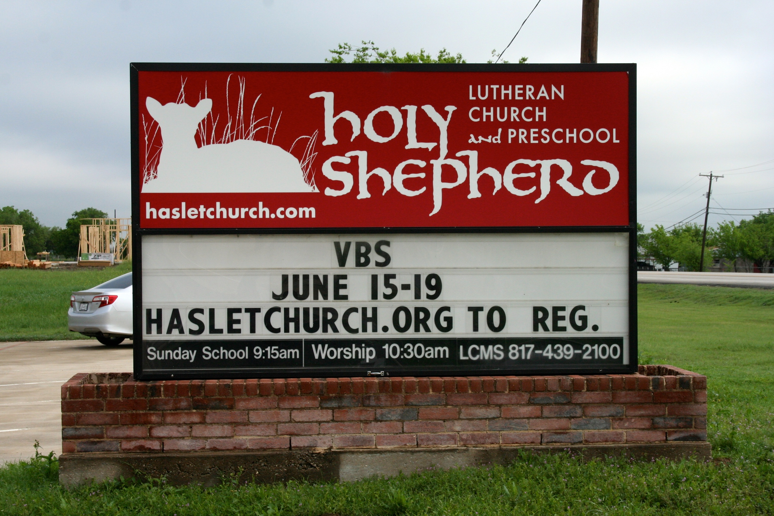 Don't miss VBS if you're in or near Haslet, Texas
