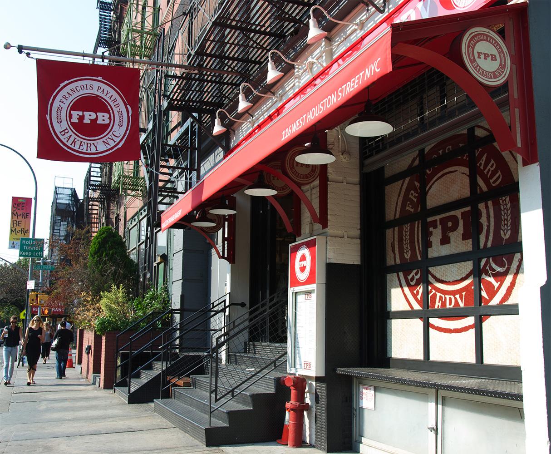 FRANCOIS PAYARD BAKERY NYC