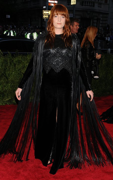 Florence Welch   Givenchy  2013