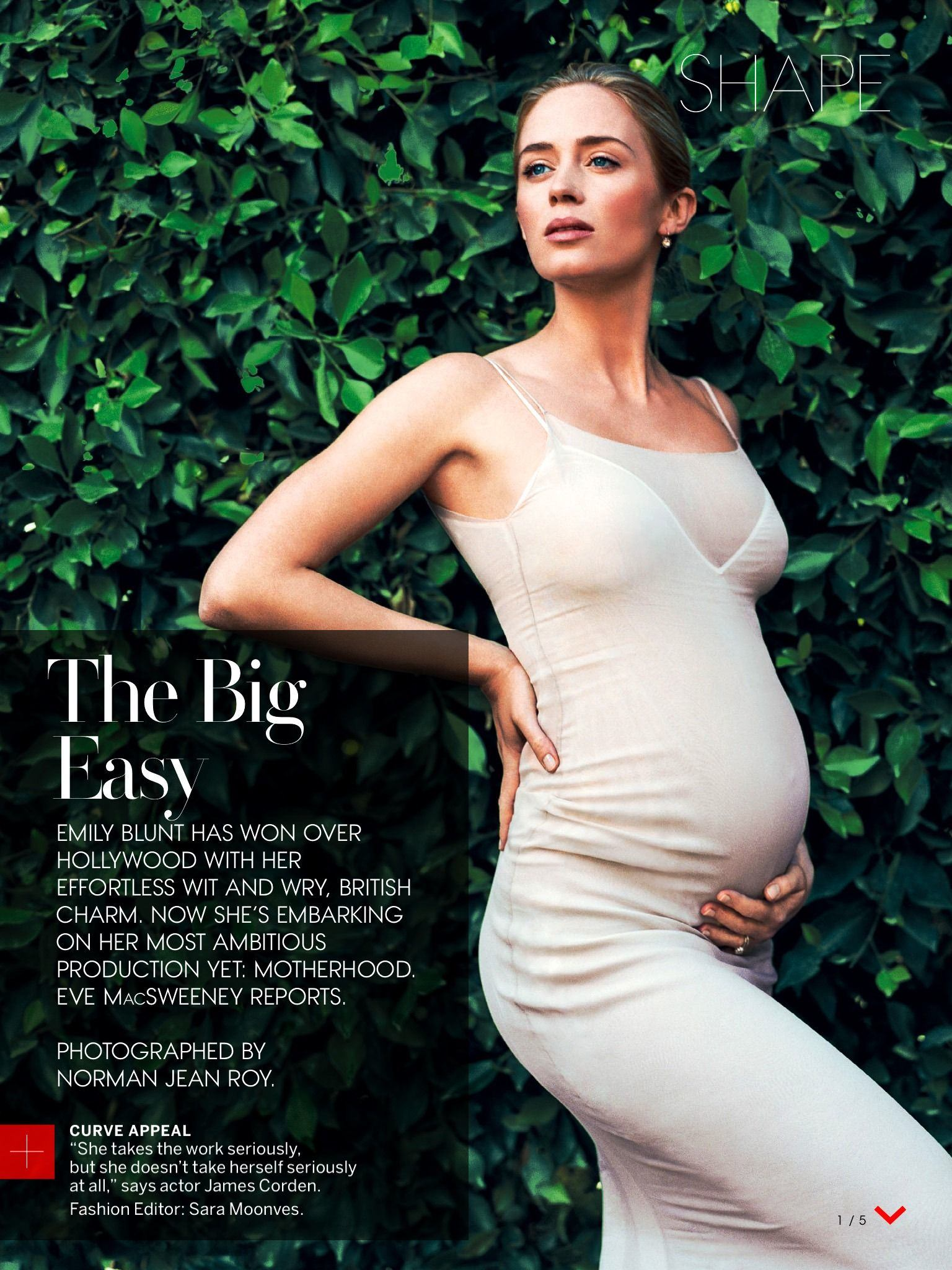 Vogue April 2014 - Christy Rilling Studio slip