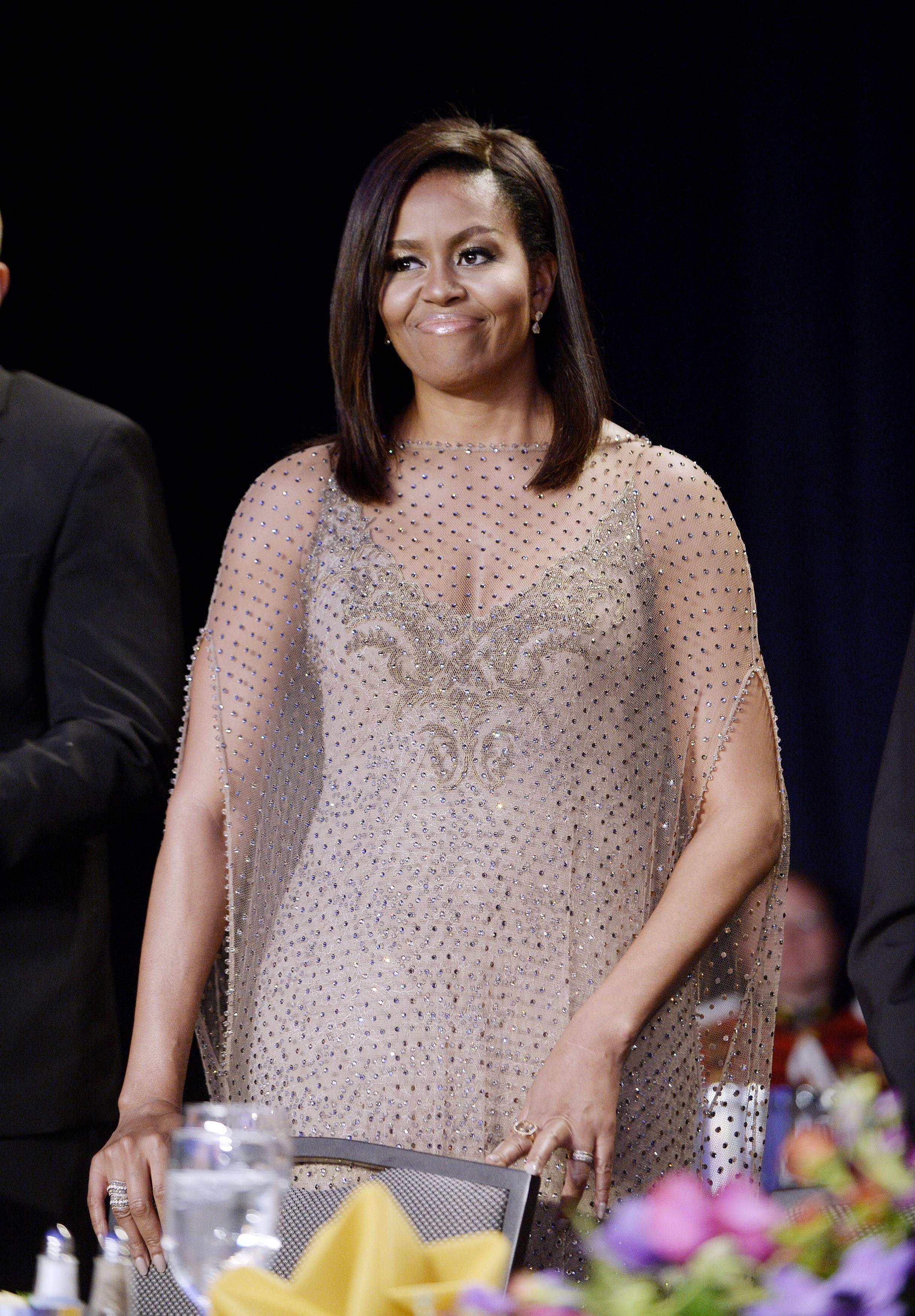 Givenchy  White House Correspondents Dinner, Washington DC - April 30, 2016