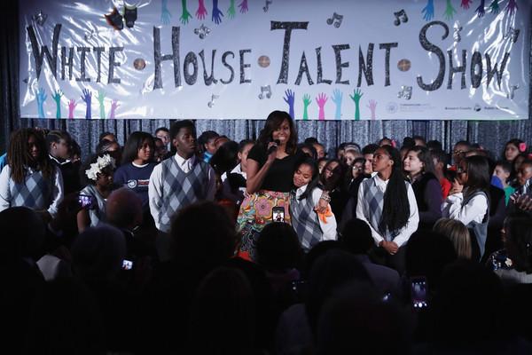 Mary Katrantzou  White House Talent Show, Washington DC - May 25, 2016