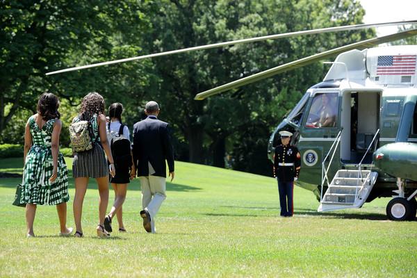 Designer?  White House, Washington DC - June 17, 2016