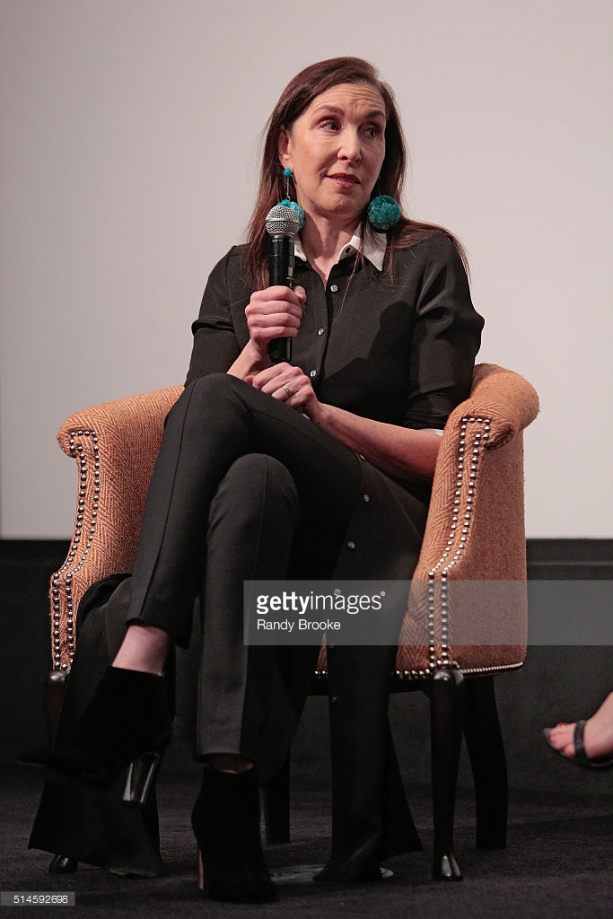 Laurie Simmons - March 2016 - Christy Rilling Studio shirt dress