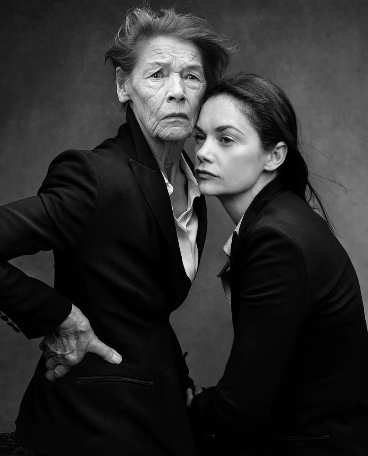 US Vogue •Photographer Annie Leibovitz •Editor Phylis Posnick