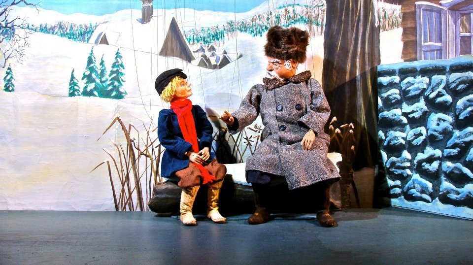 """Peter and the Wolf"" by National Marionette Theatre, December 22-24"