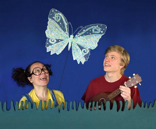 I Spy Butterfly by Faye Dupras