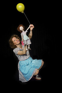 """Bonnie Duncan performs without words in """"Squirrel Stole My Underpants"""" by the Gottabees"""
