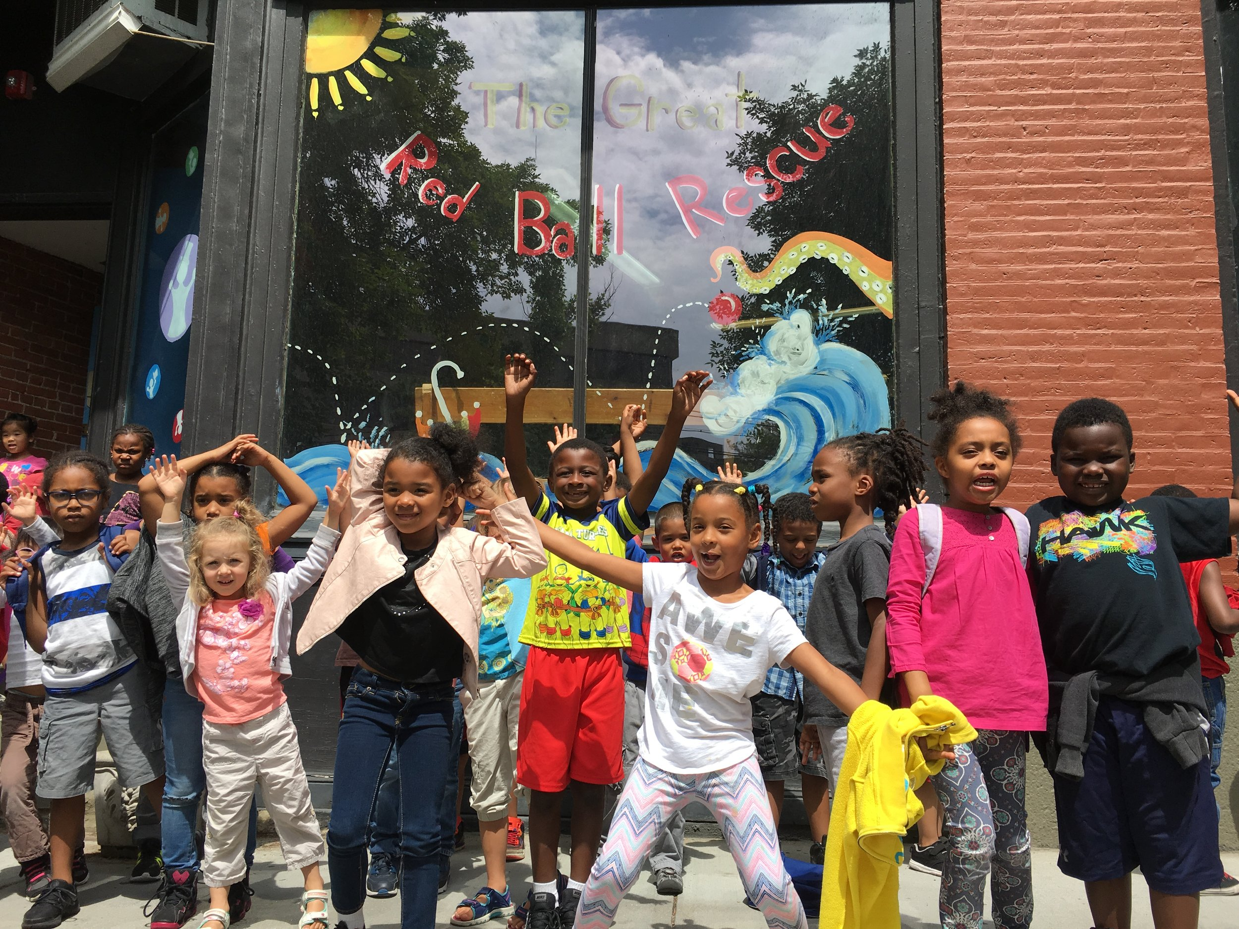 Outreach   Each year we provide over 1,000 free and subsidized tickets to children from Boston's underserved communities in honor of our founder Mary Churchill.