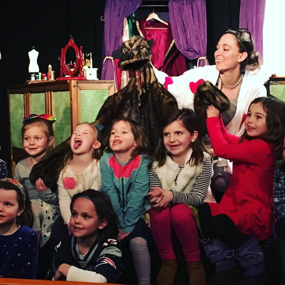 Fairy Tailor Birthday Party