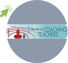 The art of coaching teachers
