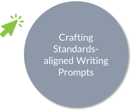Crafting standards-aligned writing prompts