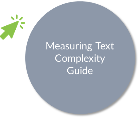 Measuring text complexity guide