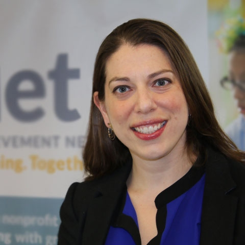Emma Doggett, chief program officer