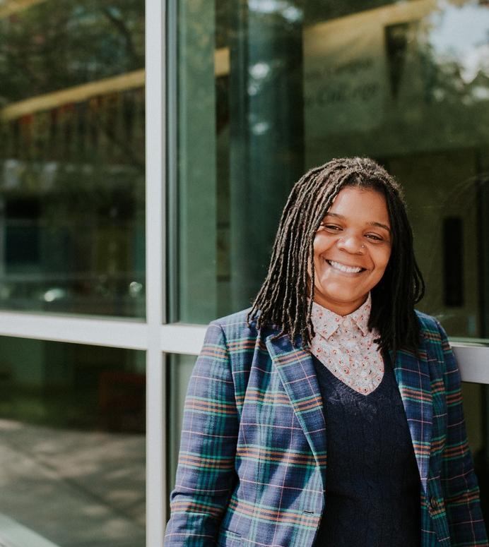 Tamara Johnson, Principal at University Prep