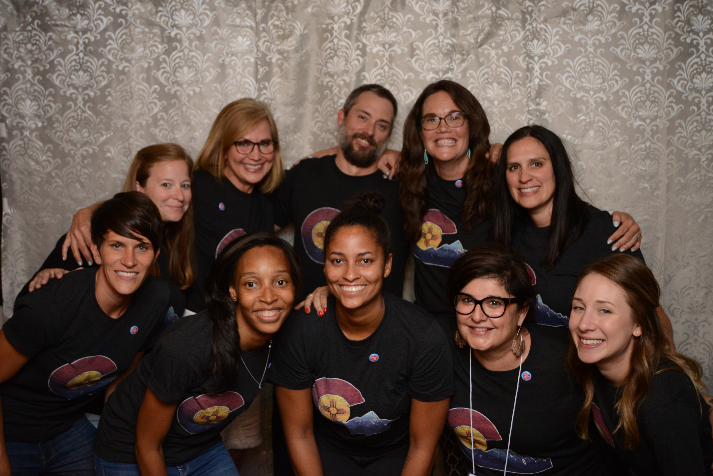 Members of the ANet Colorado team.