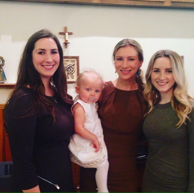 Cordelia baptism with godmothers.JPG
