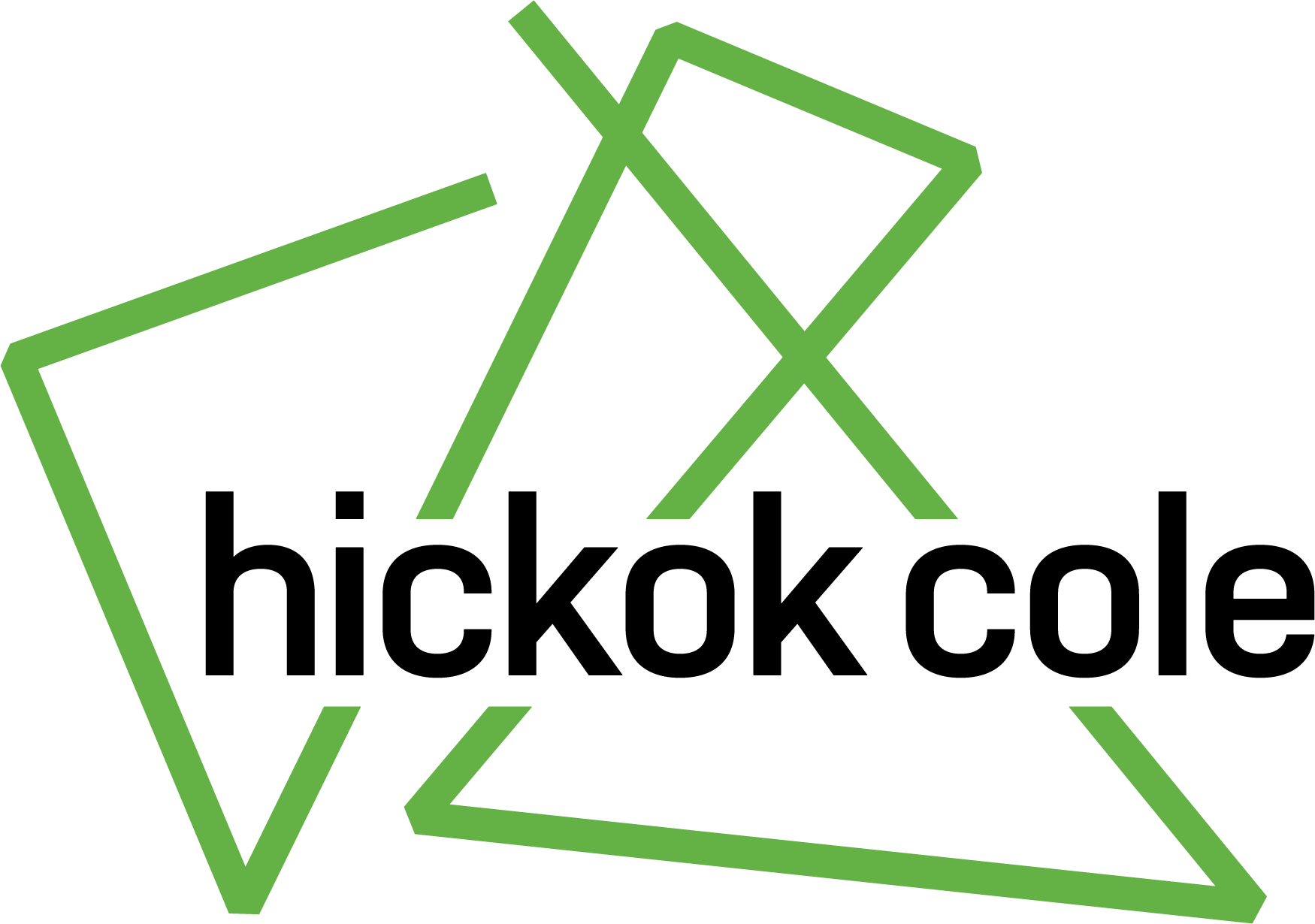 Hickok Cole Primary Logo