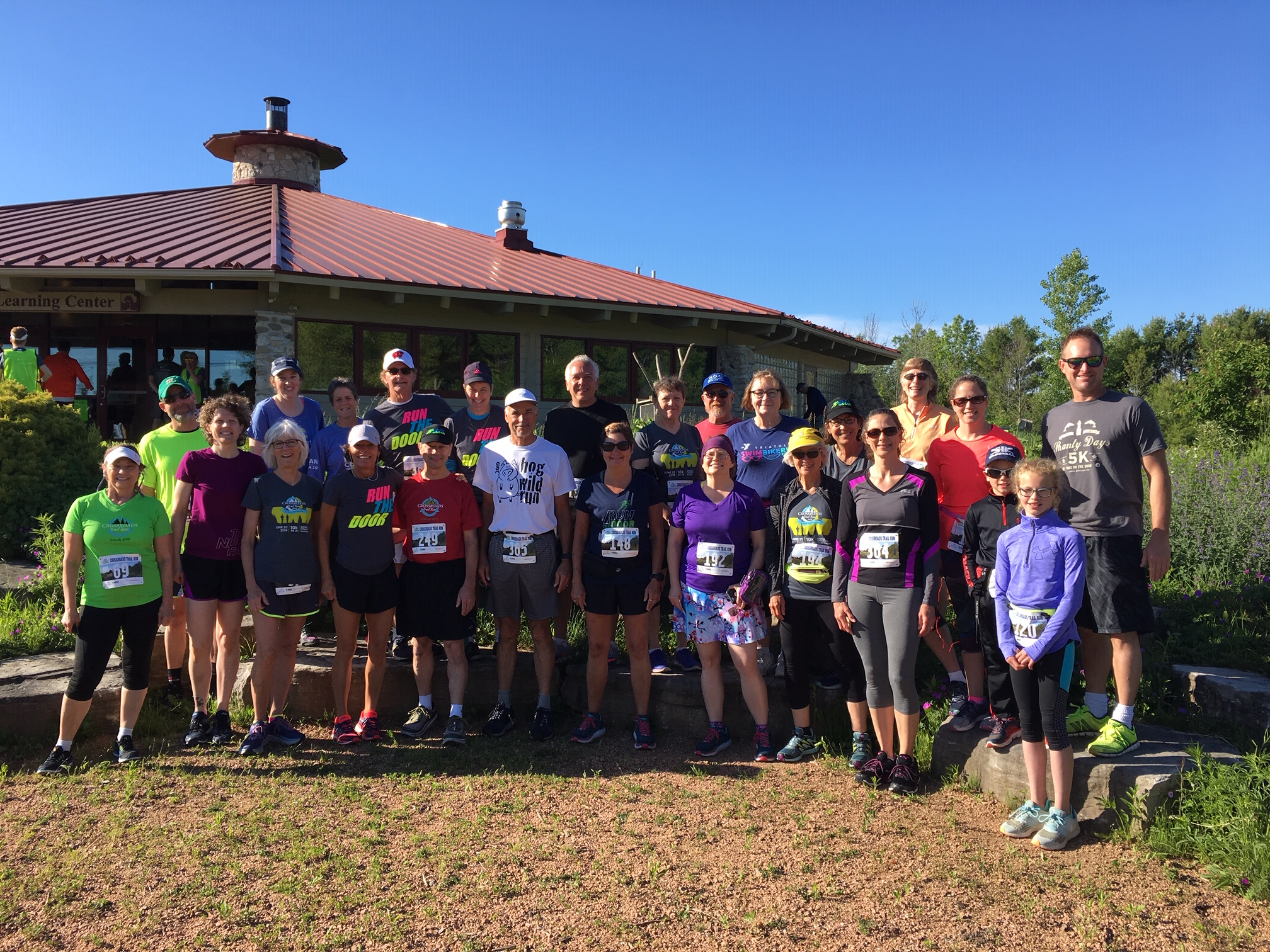 It was a gorgeous day for the 2019 Crossroads Trail Run. A total of 51 runners scored RTD points in the 10K, 5K or 2K.