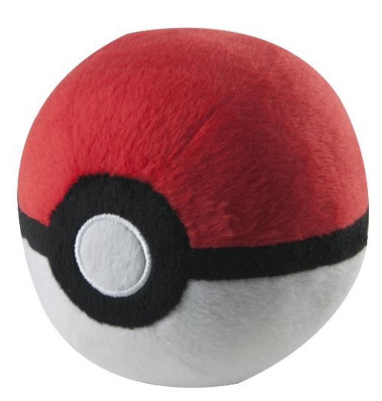 PokémonPoké Ball Plush, Ultra Ball