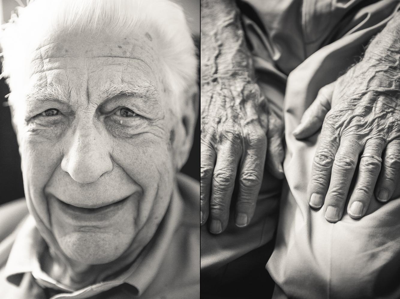 Grandpa Vanderwall, 5.30.14