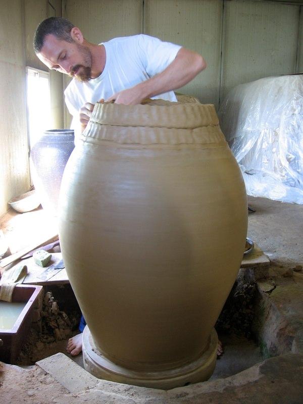 Constructing Large Onggi 2008