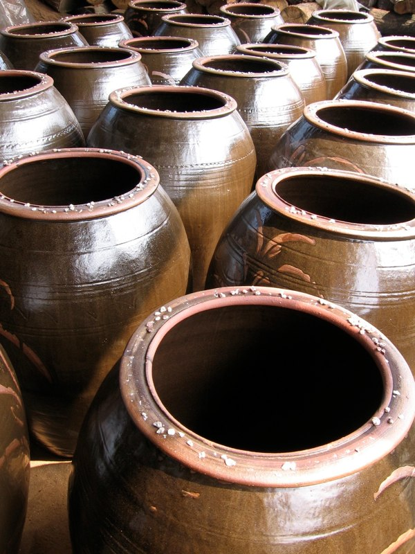 Onggi Jars