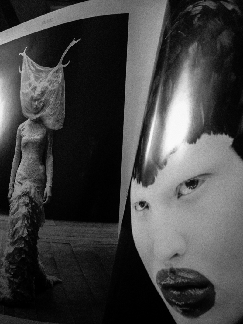 The McQueen Triptych I