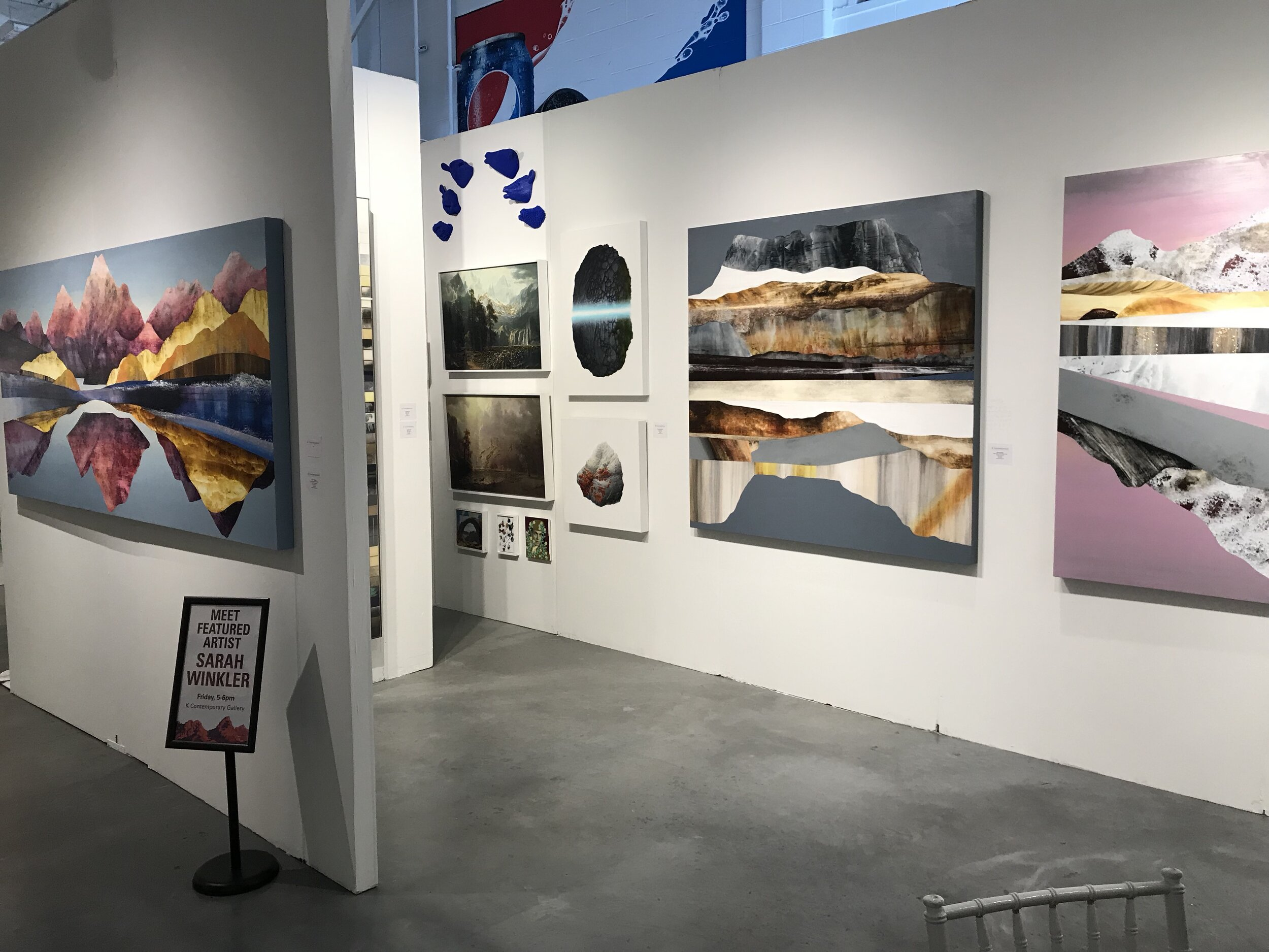 Jackson Hole Art Fair with K Contemporary