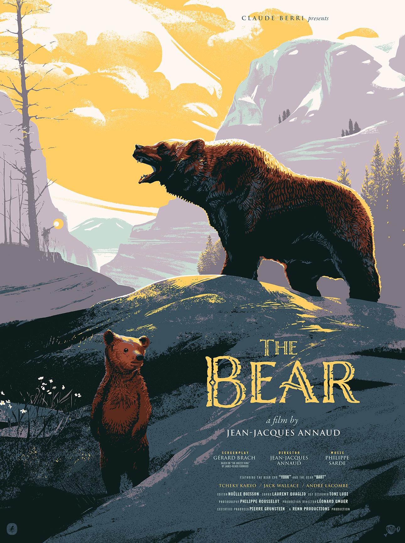 """The Bear"" by Mick Wiggins (USA)"