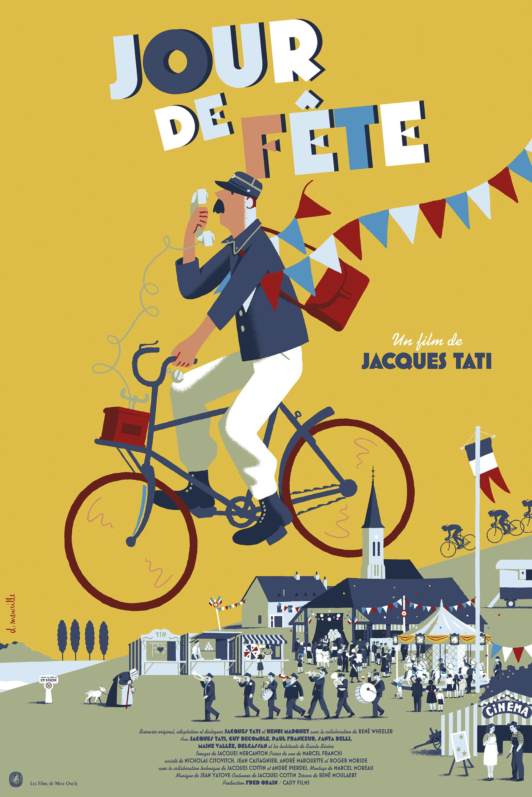"""""""Jour de Fête"""" variant by David Merveille"""