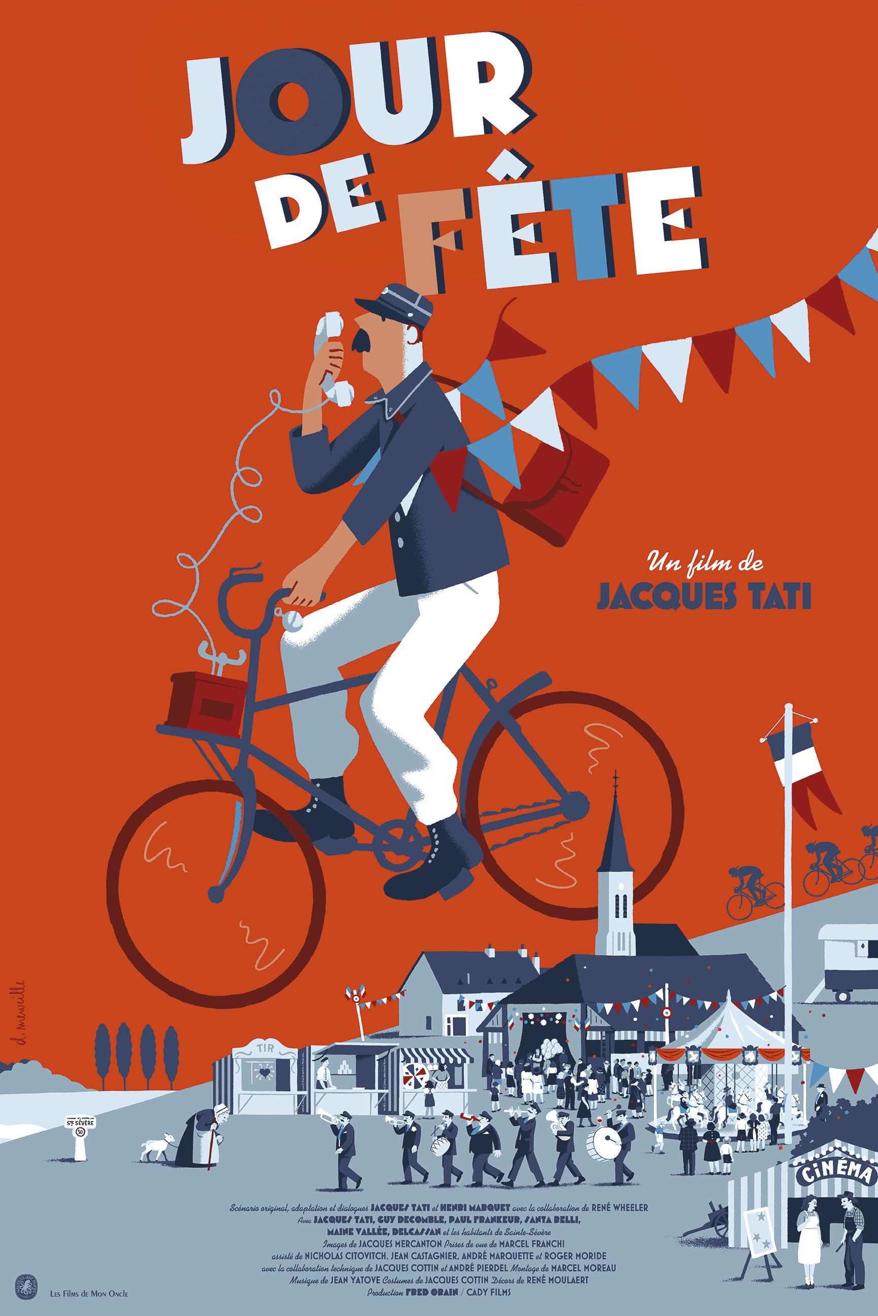 """""""Jour de Fête"""" regular version by David Merveille"""