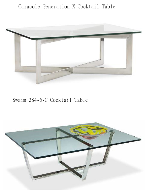 cocktail tables