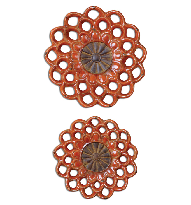 Carilla Medallions from Uttermost