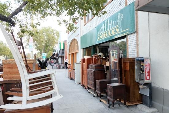歩き回って何かを発見するのは本当に楽しい! #culver#city#losangeles#antiques