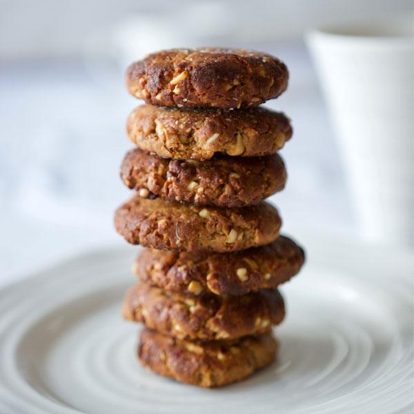 Utta Nutta Peanut Butter Cookies Recipe