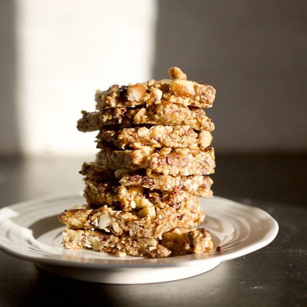 Utta Nutta Crunchy Peanut Butter Oat Bars