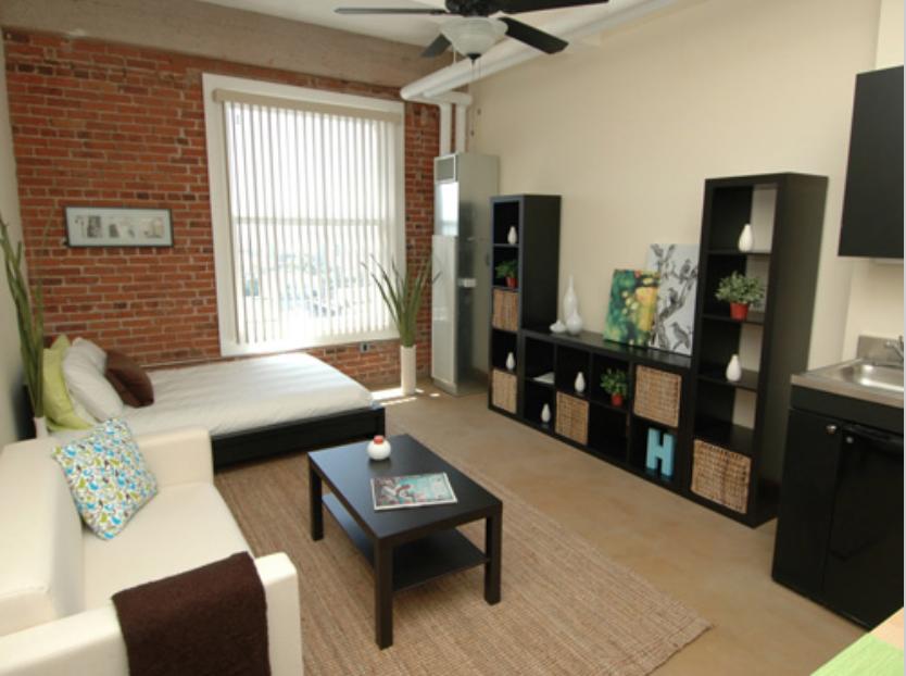 Downtown Los Angeles Micro Loft