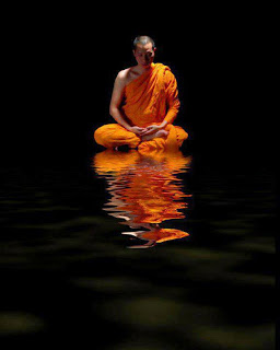 Buddhist monk meditation on Water.jpg