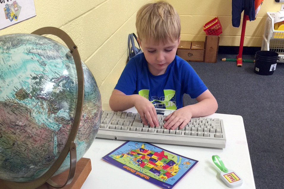 """Learning is present in every aspect of our day, even when it is disguised as """"just play""""."""