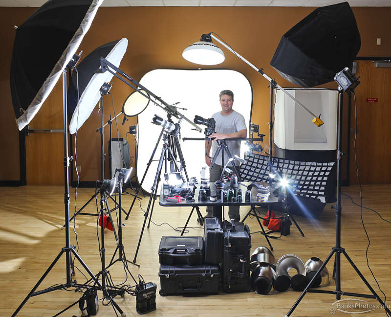 Josh_Banks_Rochester_MN_Photographer_Photo_Studio_Equipment