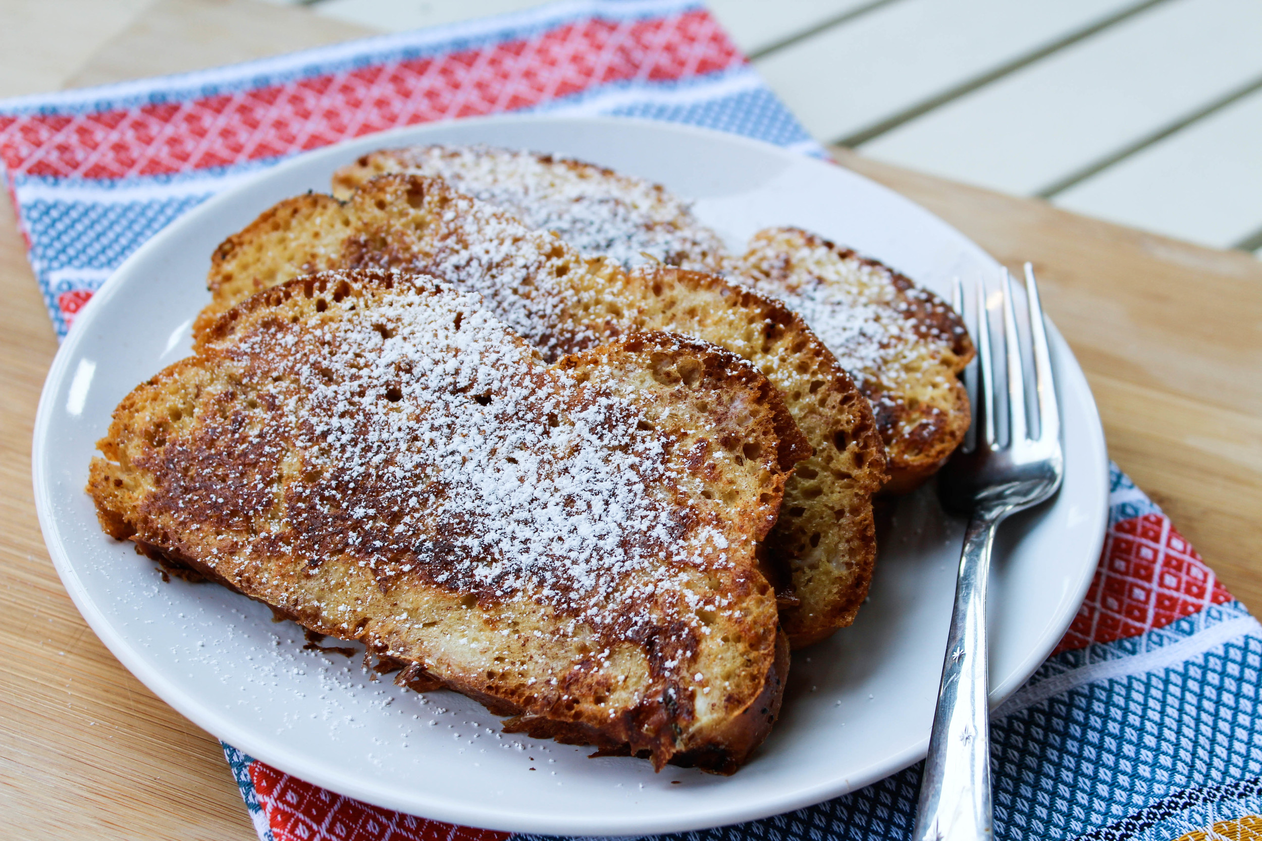 french toast close view-