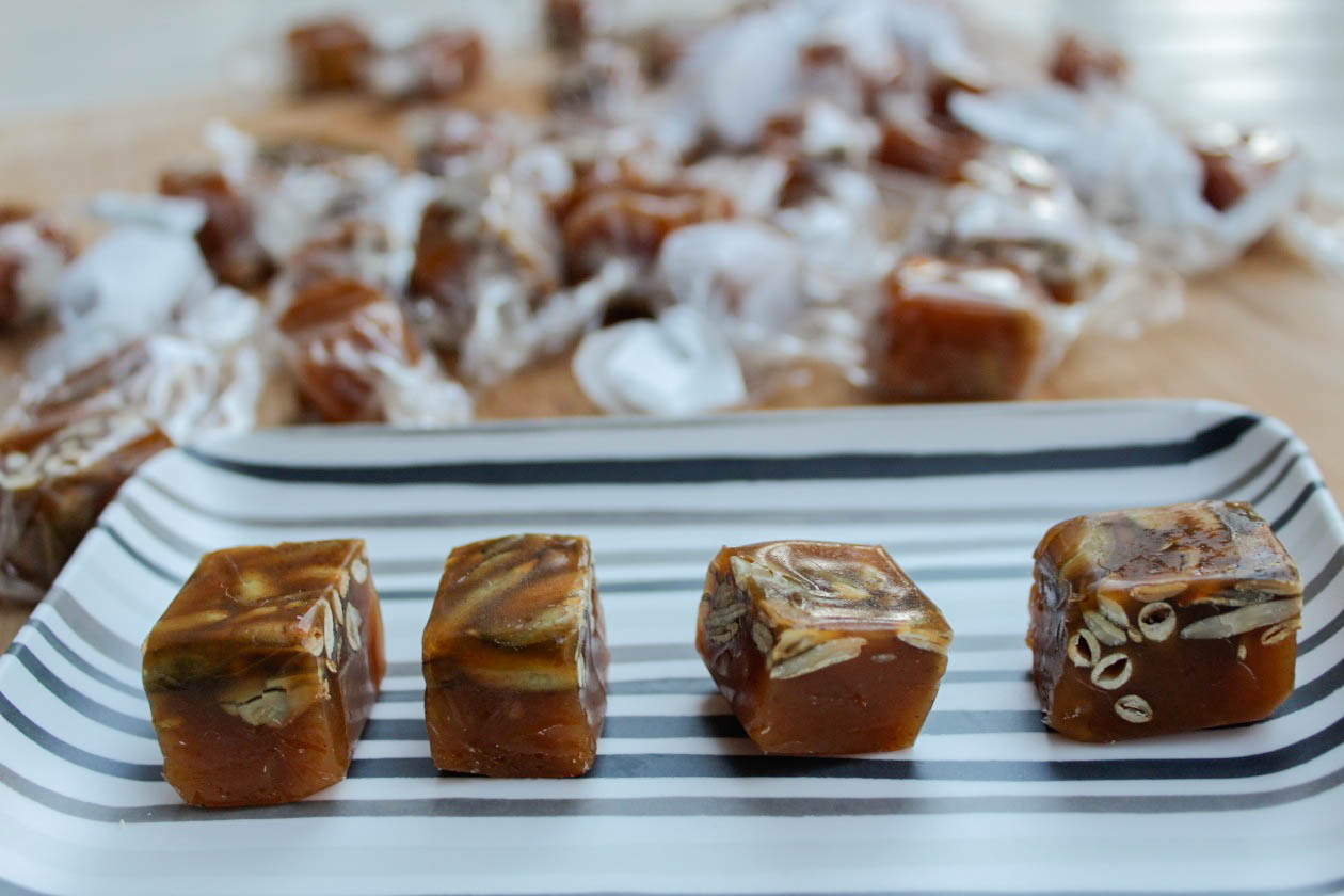 pumpkin spice caramels c;pse up-