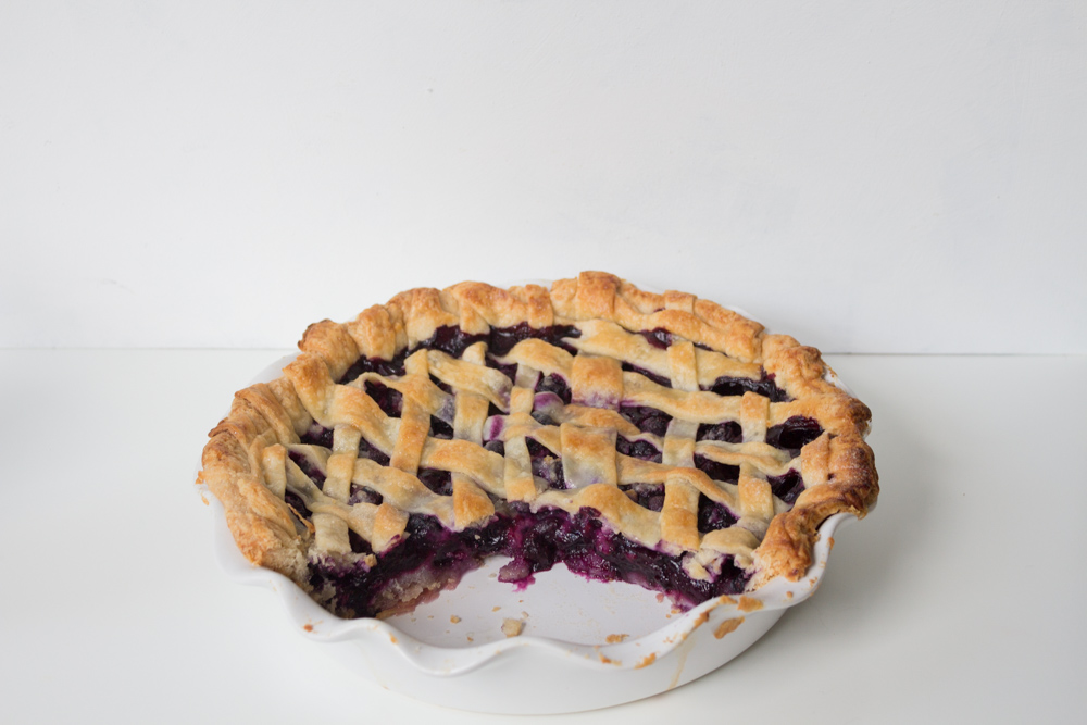 blueberry pie 5