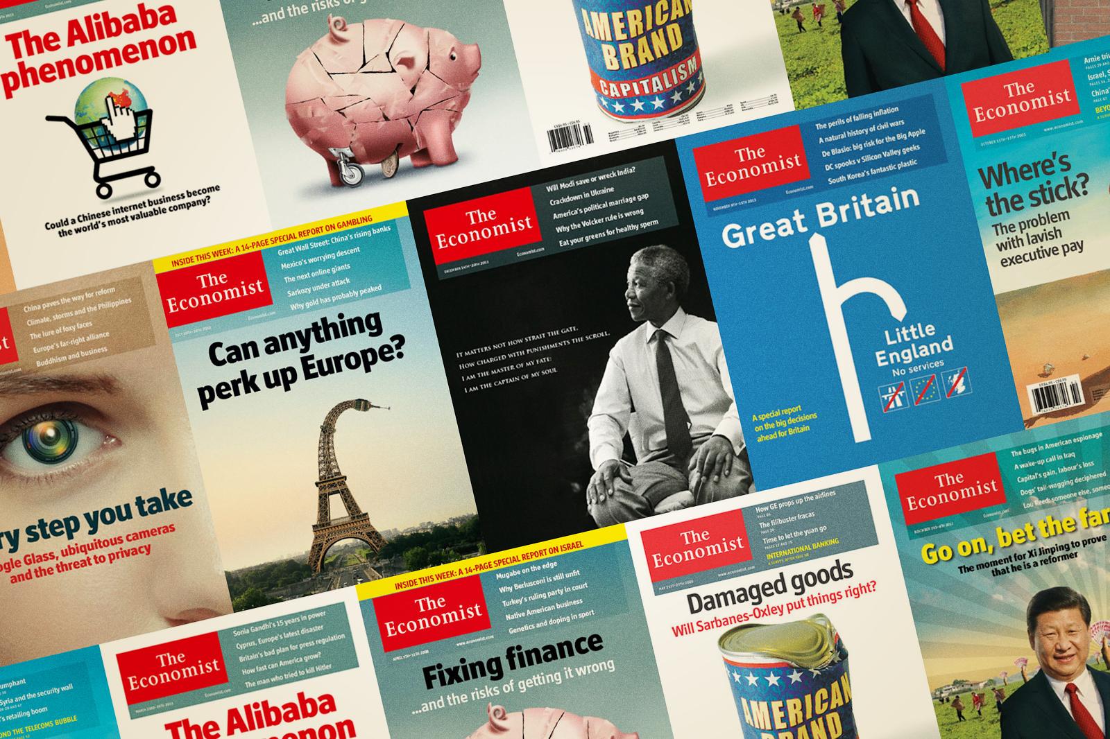 Direct Marketing - The Economist