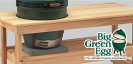 Big Green Egg Tables, Handlers, Mates & Nests