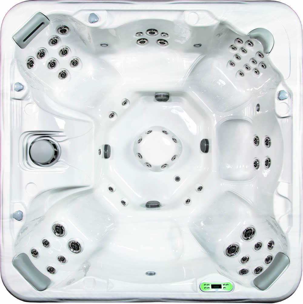 860B 7-person Hot Tub by South Seas Spas