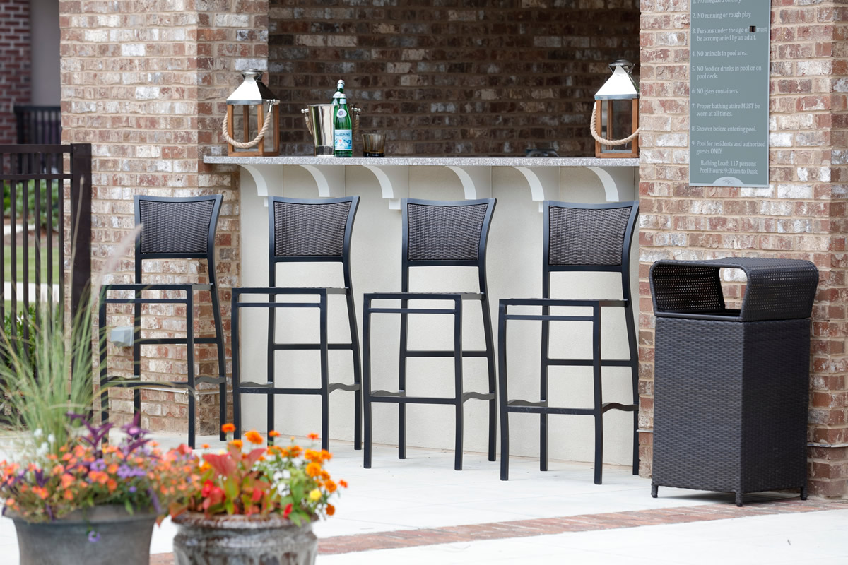 AIRE Wicker/Aluminum Lounge, Dining & Bar Collections by Summer Classics Outdoor Furniture