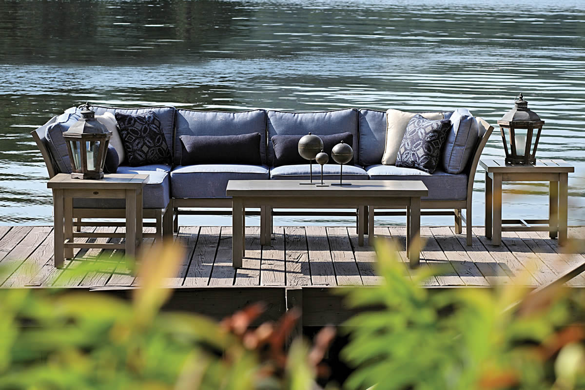 CLUB Aluminum Lounge & Dining Collections by Summer Classics Outdoor Furniture